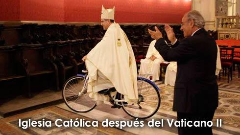 Iglesia Catolica despues del Vaticano II