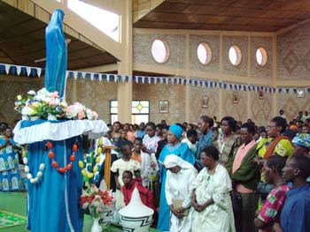 Marian Apparition: Rwanda