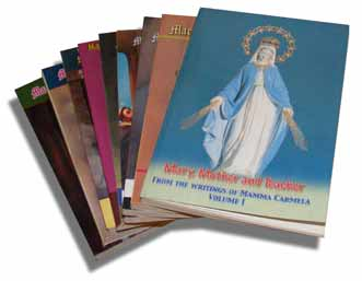 Maria Mother and Teacher Books